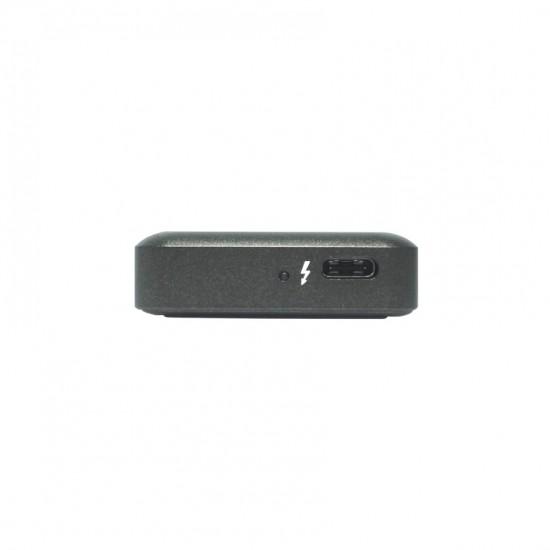 BaseQi NinjaDrive TB3 draagbare SSD for MacBooks