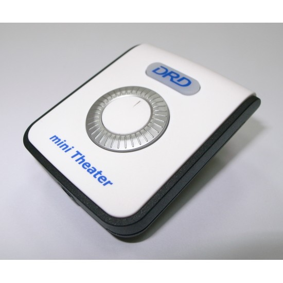 DRDAudio R1 Portable Mini Theatre Audio Enhancer (3D Sound) - Overstock sell out 2 no warranty
