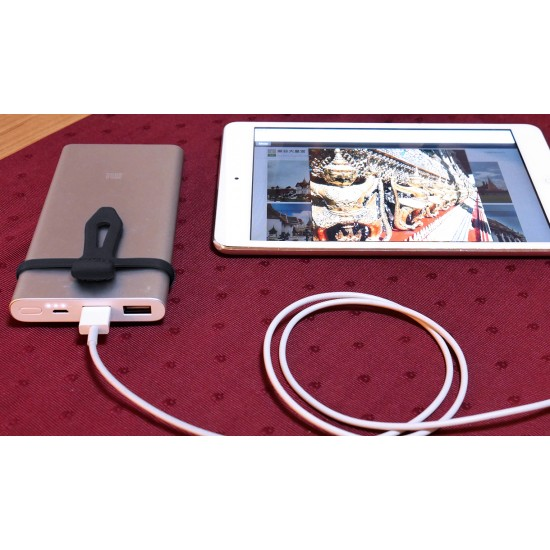 Mooy Hugman Charging Cable Organizer 2 Pack