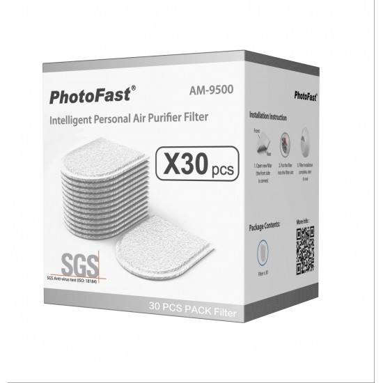 PhotoFast Anti-Virus Filter for AM9500 Personal Air-Purifier
