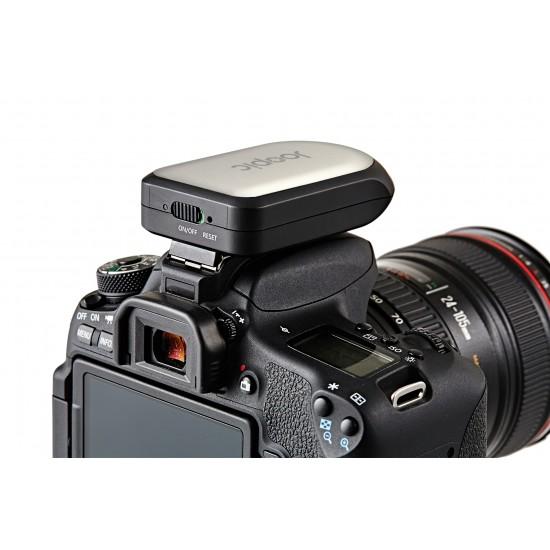 Joopic CamBuddy Pro Do-It-All DSLR Smart Remote Controller Silver Top Cover