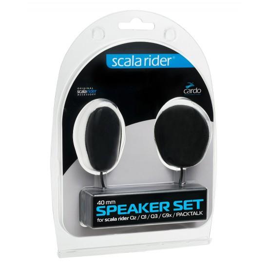 cardo scala rider 40mm Speakers - scala rider Qz / Q1 / Q3 / G9x / PACKTALK / SMARTPACK