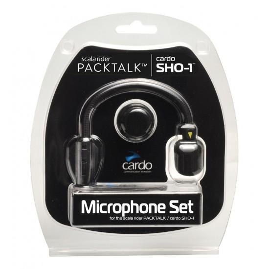 Cardo scala rider Microphone Set for scala rider PACKTALK / SMARTPACK / cardo SHO-1