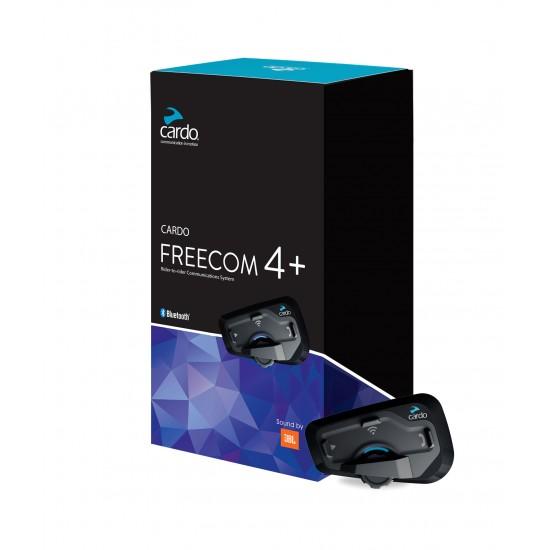 Cardo scala rider Freecom 4 Plus Single JBL