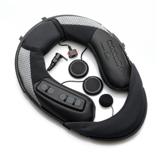 Schuberth SRC communication system S-2 - powered by cardo