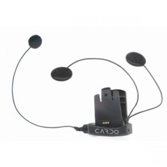 Cardo scala rider Audio Kit Wired Q-Line, Double Speakers, MP3 input