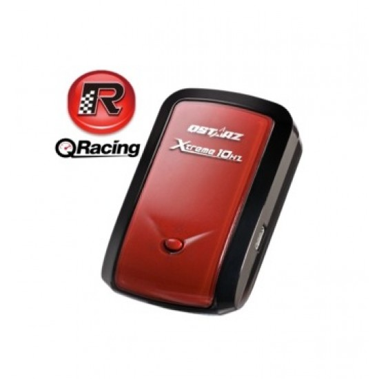Qstarz BT-Q1000eX eXtreme 10Hz GPS Travel Recorder Racing Edition - Laptimer MTK II Chipset 66Ch