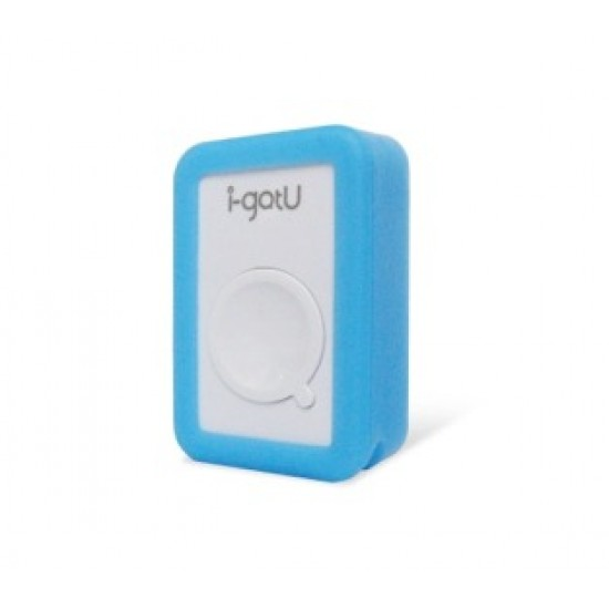 i-gotU GT-120 USB GPS Travel-/Photo Sports (B)logger SiRFIV 65nm