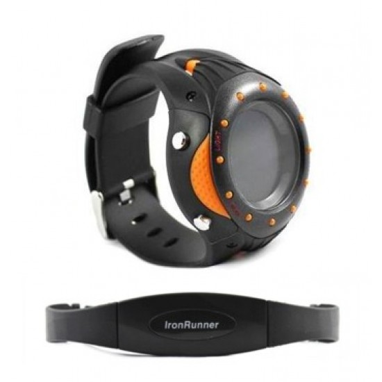 Lavod IronRunner LGW-760 Pedometer Heart Rate Sport Watch - Overstock sell out no warranty