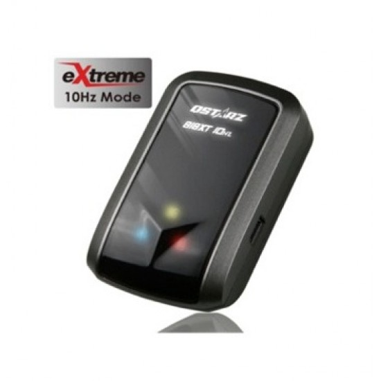 Qstarz BT-Q818XT 1~10Hz Bluetooth+USB GPS Receiver MTK II 66Ch