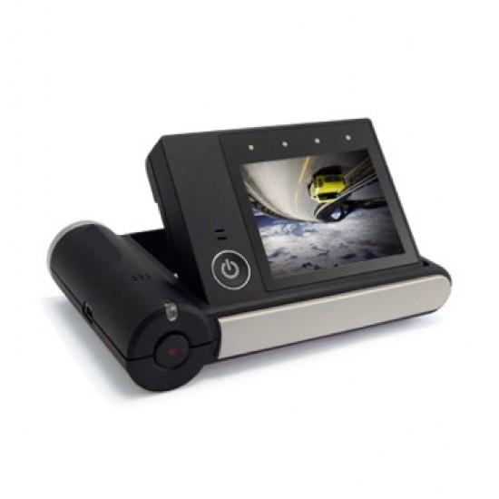 innoXplore ProF1 Full HD Touchscreen Driving Recorder DashCam