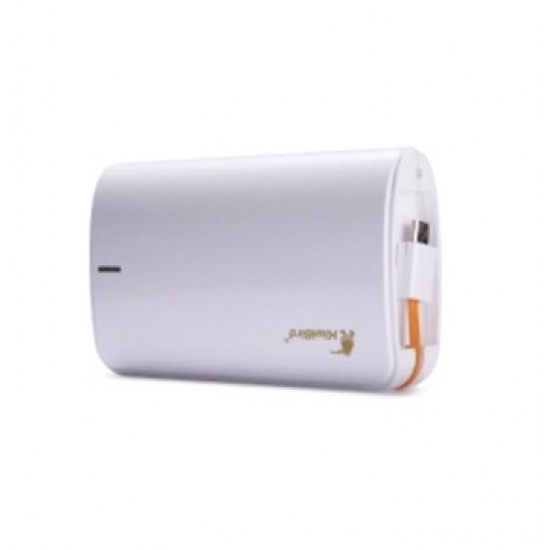 Kiwibird KP7800 Portable Powerbank 6600mAh Micro USB - Overstock sell out no warranty