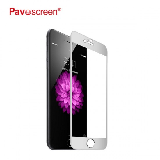 Pavoscreen Premium Tempered Gorilla Ultrathin Glass Screenprotector For iPhone 6/6 Plus