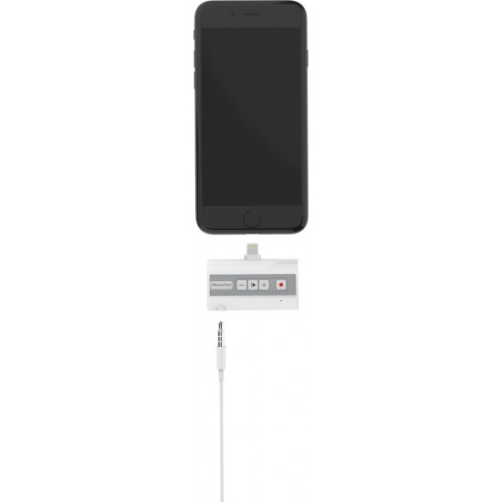 PhotoFast Call-Recorder iOS MicroSD Cardreader