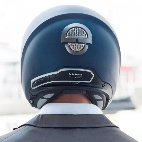 Schuberth SRC M1 Duo communication system Single or Duo - powered by cardo
