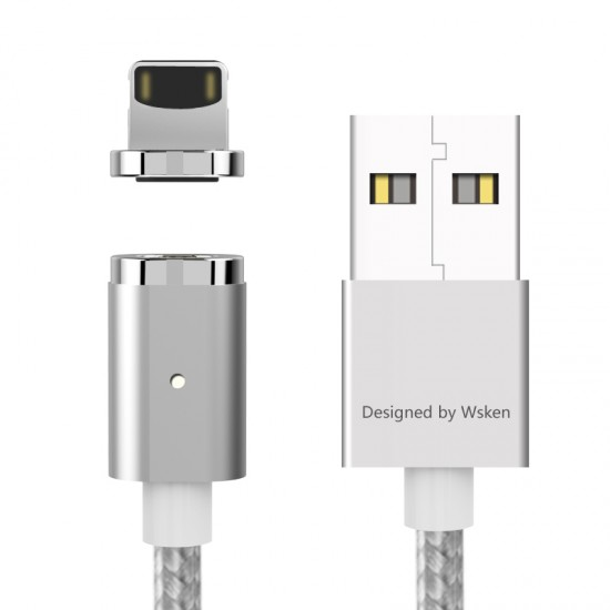 WSKEN X-Cable mini 2 Premium A-Grade Metal Magnetic Cable Lightning